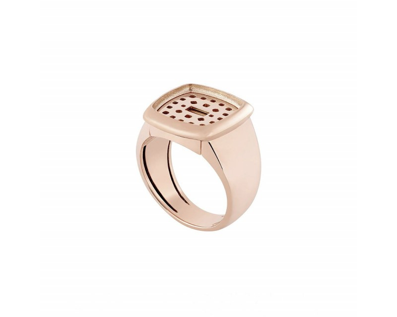 FRED Monture pour bague Pain de Sucre MM interchangable or rose
