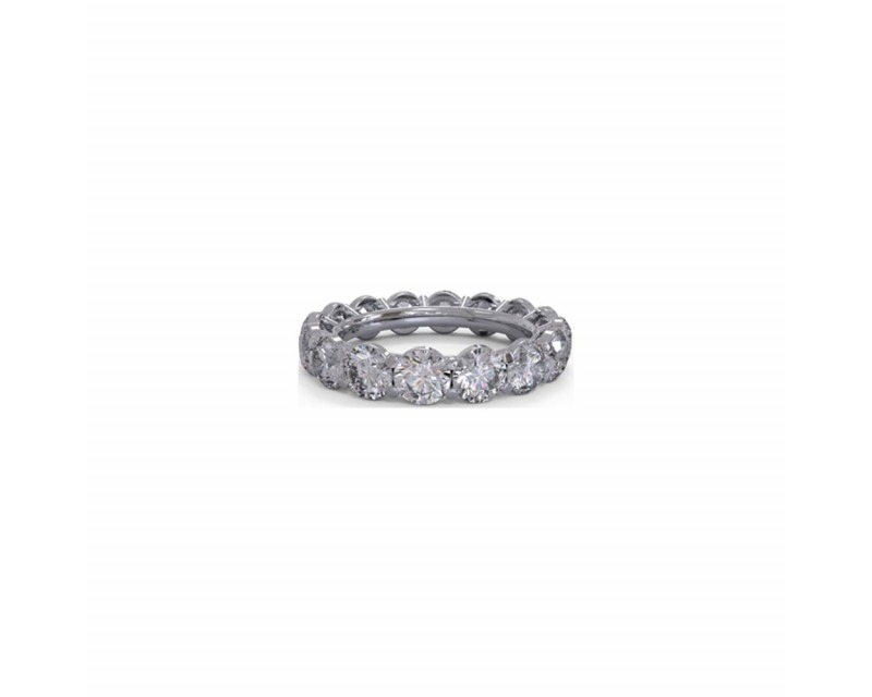 FROJO Alliance tour complet or gris diamants 2,60ct GSI