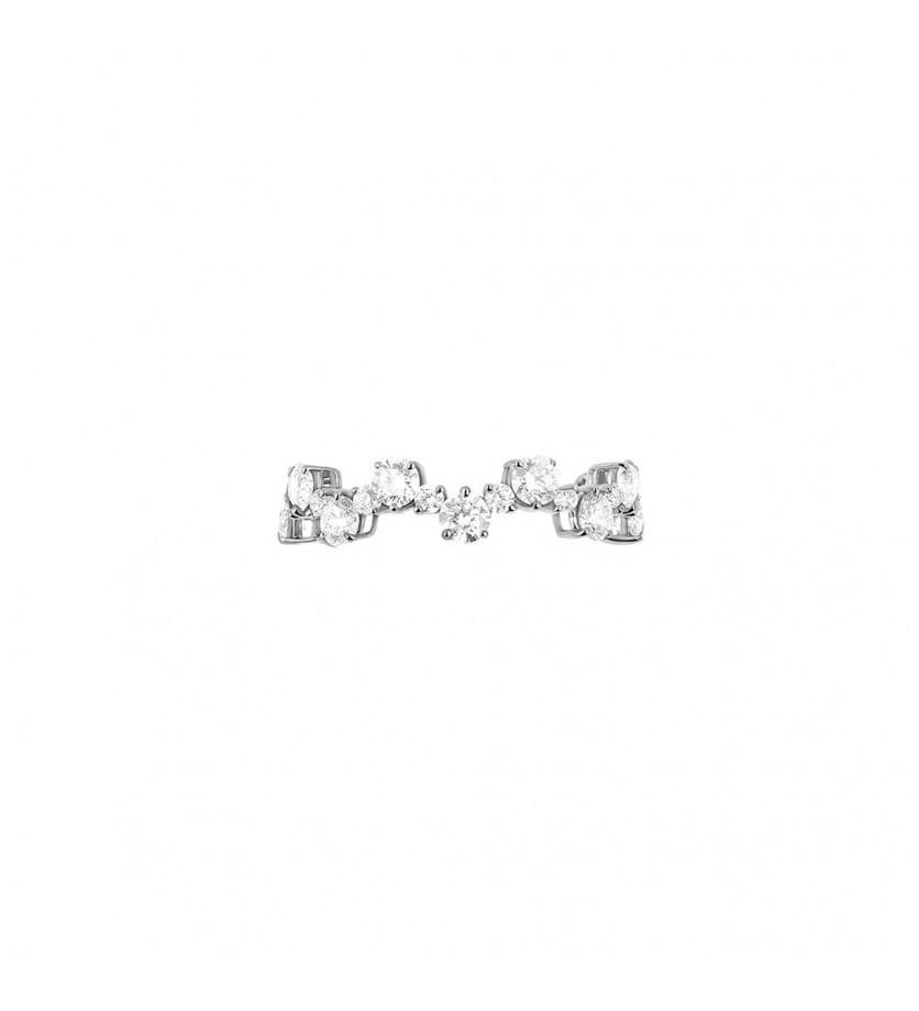 FROJO Alliance or gris diamants 1,70ct GSI