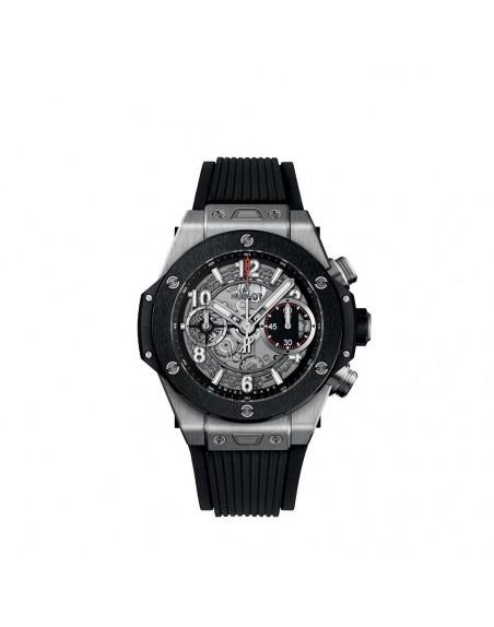 Montre Big Bang Unico Titanium Ceramic chronographe