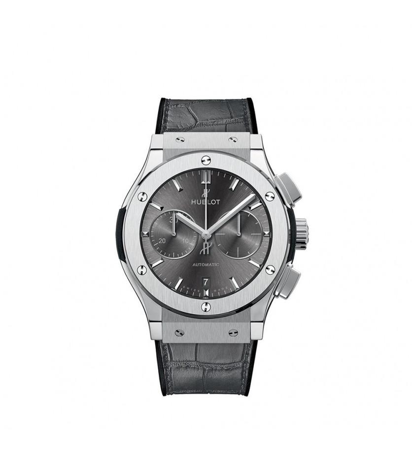 Montre Classic Fusion Chronograph Racing Grey 45 mm
