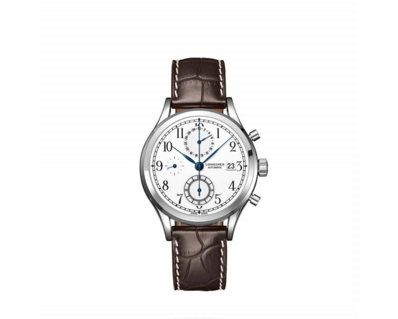 Montre Heritage Classic Chronographe Automatique Acier