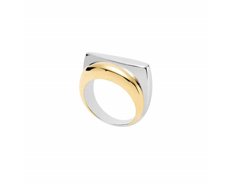 FRED Bague Success PM or gris or jaune
