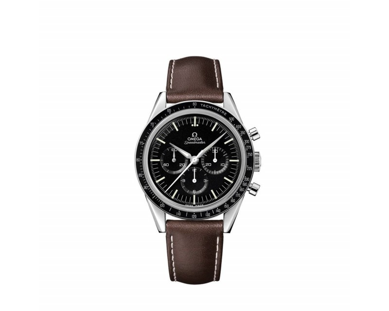 Montre OMEGA Speedmaster Moonwatch « The First Omega in Space » Chronographe Automatique Acier