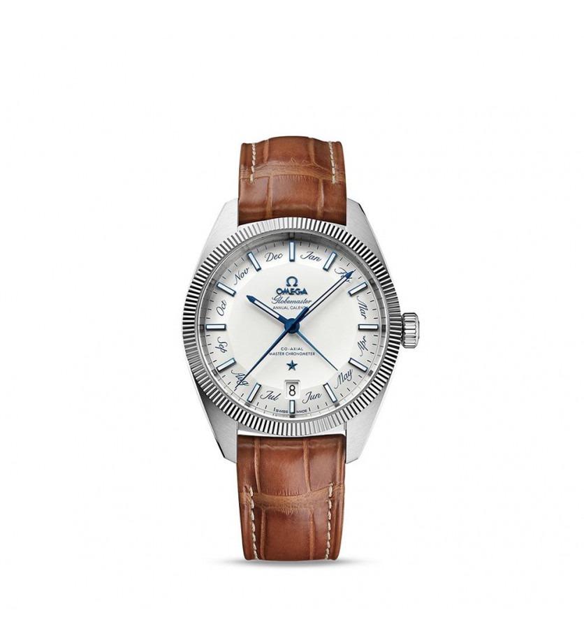 Montre Globemaster Master Chronometer Calendrier Annuel 41mm Automatique Acier