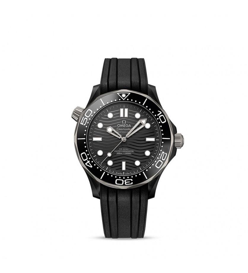 Montre Seamaster Diver 300 M Automatique Céramique noire