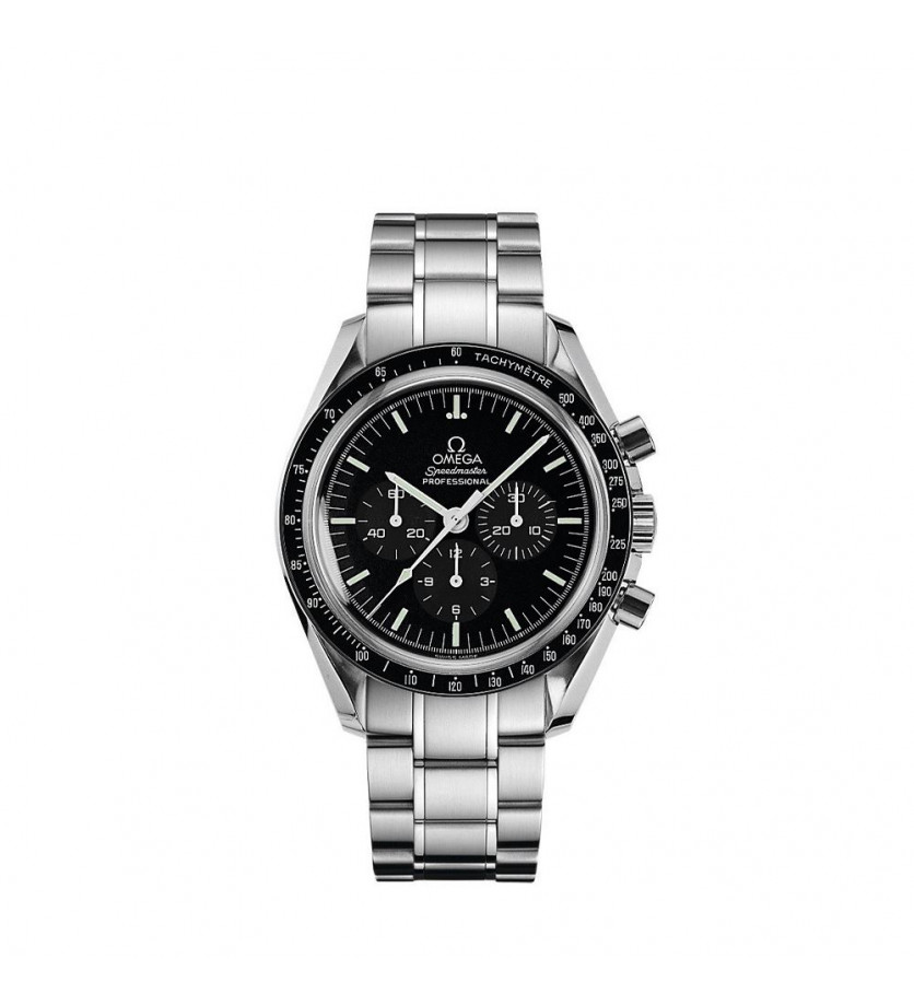 Montre Speedmaster Moonwatch Chronographe Automatique Acier