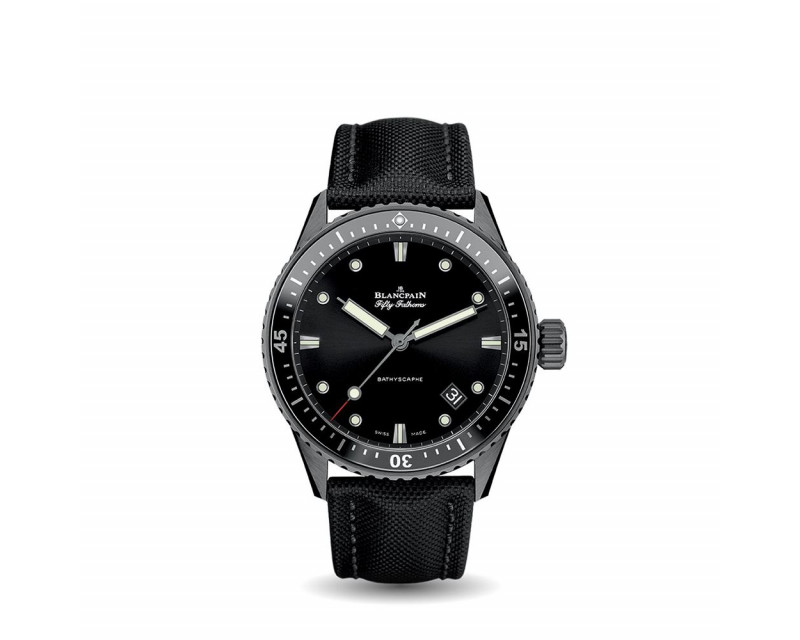 Montre BLANCPAIN Fifty Fathoms Bathyscaphe