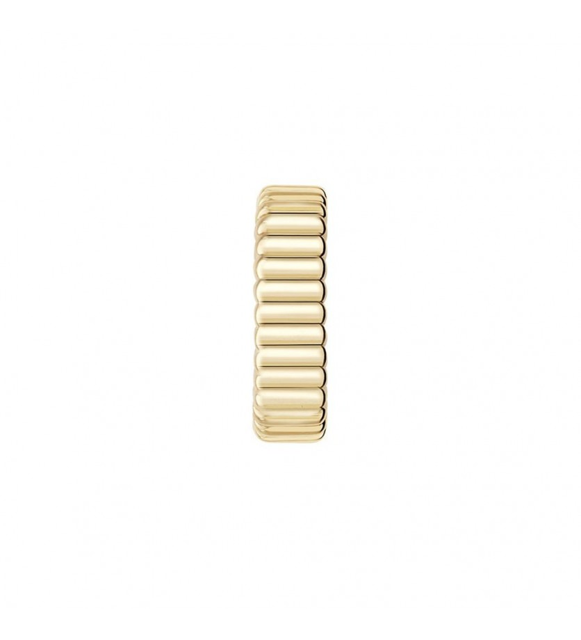 BOUCHERON Mini créole à l'unité Quatre Grosgrain or jaune