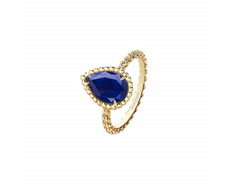 BOUCHERON Bague Serpent Bohème Motif S Lapis Lazuli