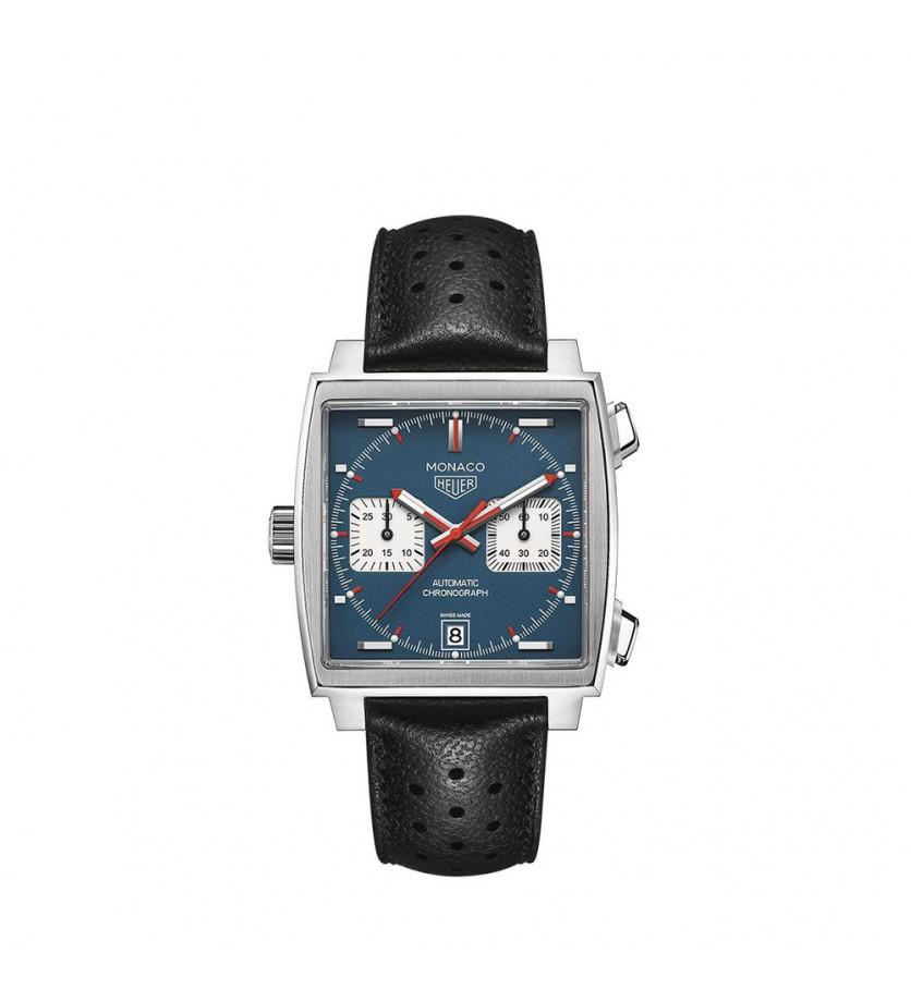 Montre Monaco Chronographe Automatique Acier