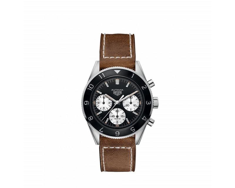 Montre Autavia Chronographe 42mm Auomatique Acier