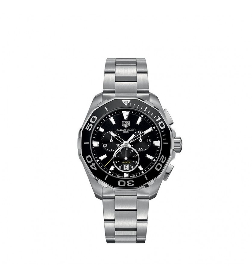 Montre Aquaracer Chronographe Quartz Acier