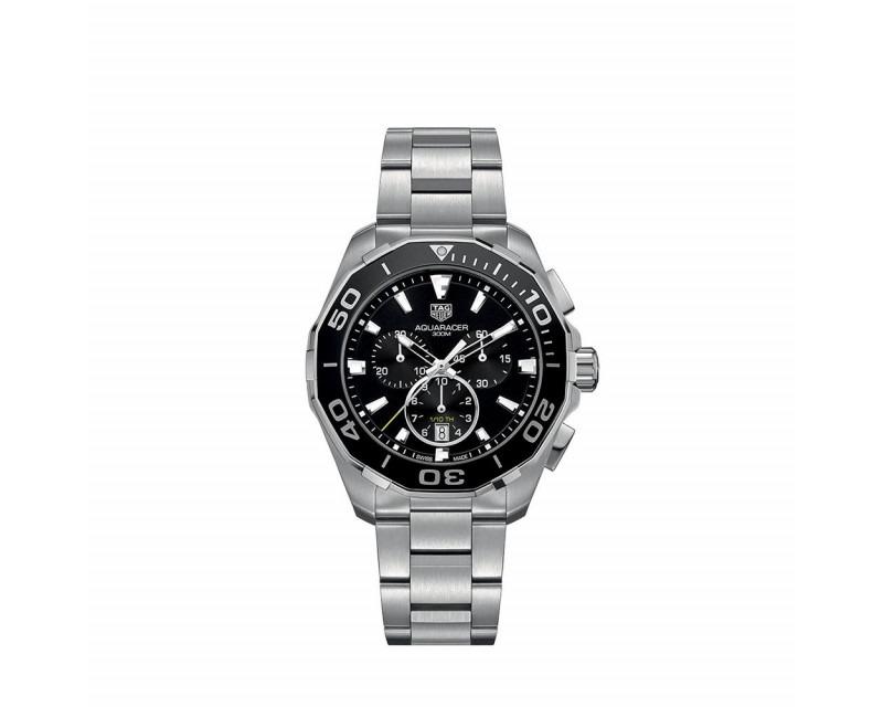 Montre Aquaracer Chronographe Quartz Acier