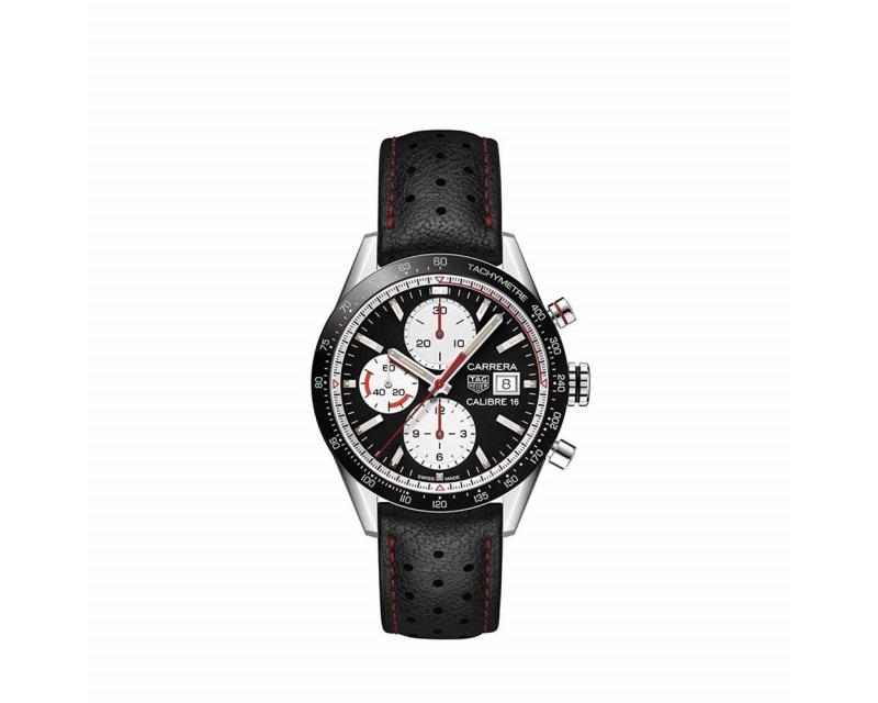 Montre Carrera Chronographe Automatique Acier