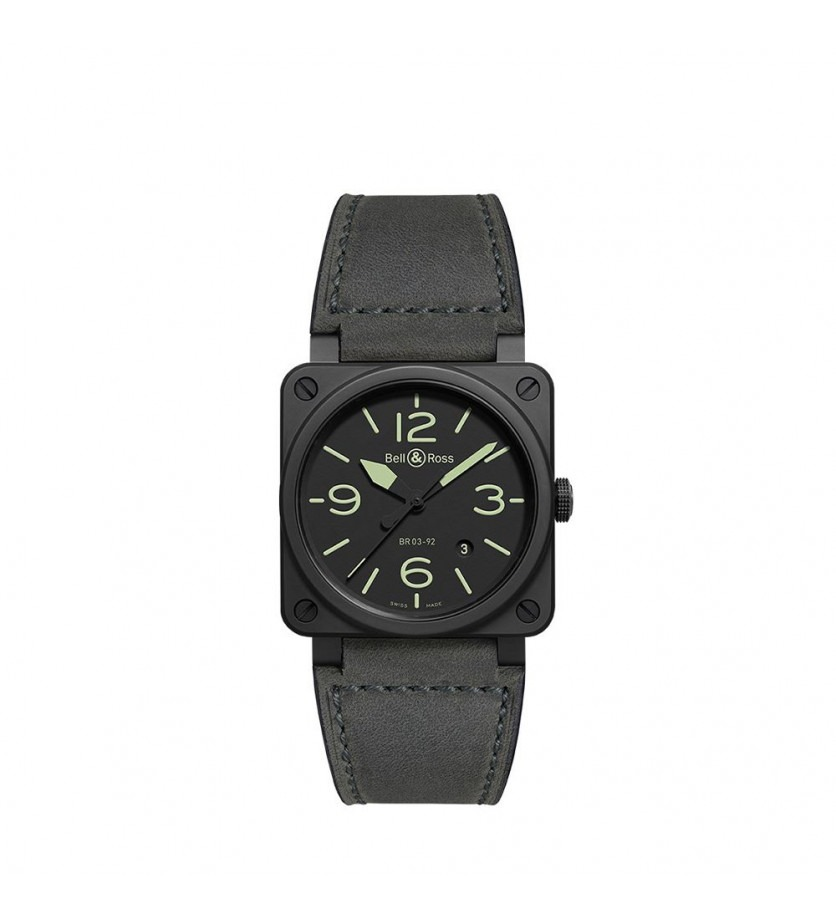 Montre BELL & ROSS BR0392 Nightlum