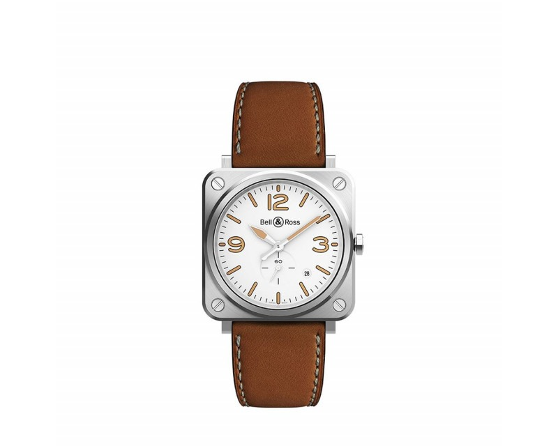 Montre BELL & ROSS BRS White Heritage