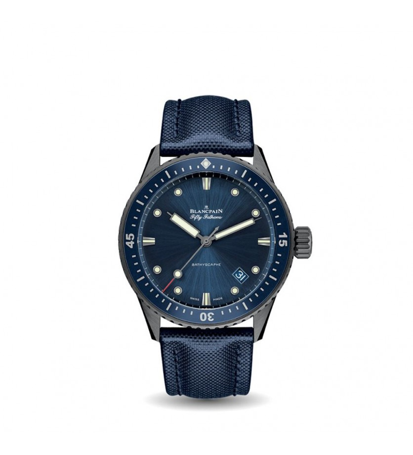 Montre  Fifty Fathoms Bathyscaphe