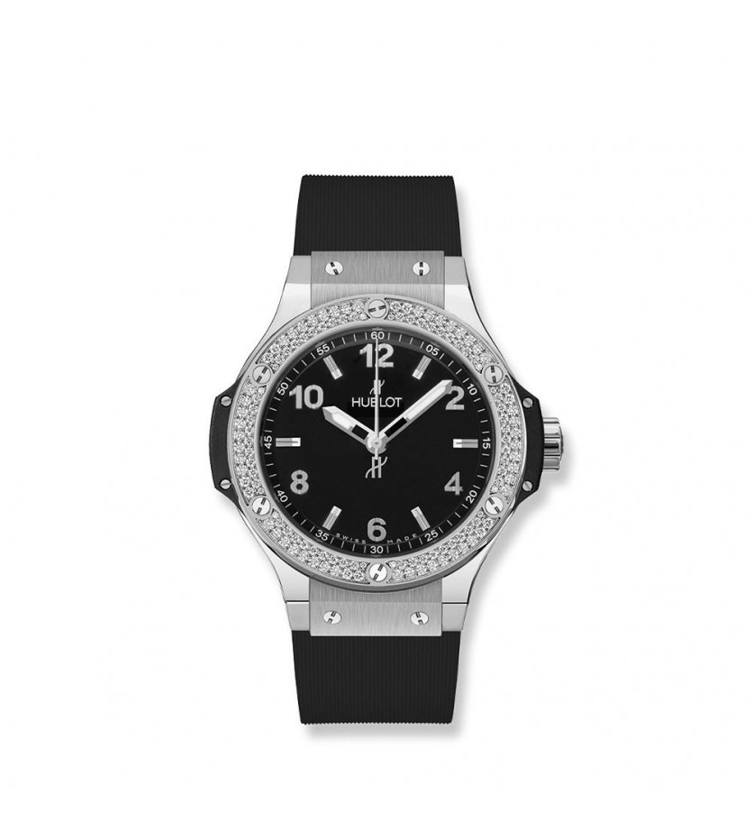 Montre HUBLOT Big Bang Steel Diamonds 38 mm