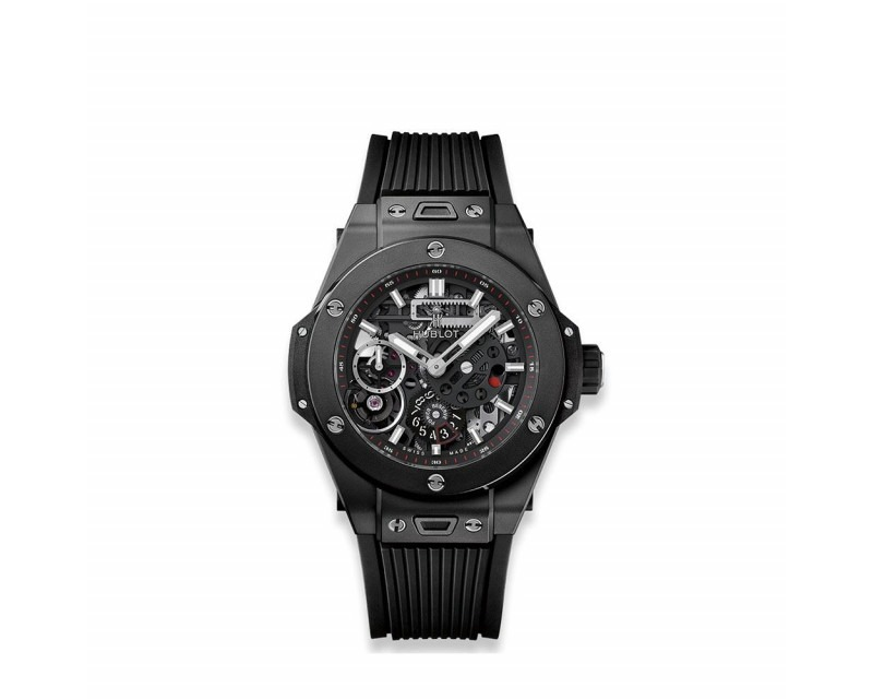 Montre HUBLOT Big Bang Meca-10 Black Magic 45 mm