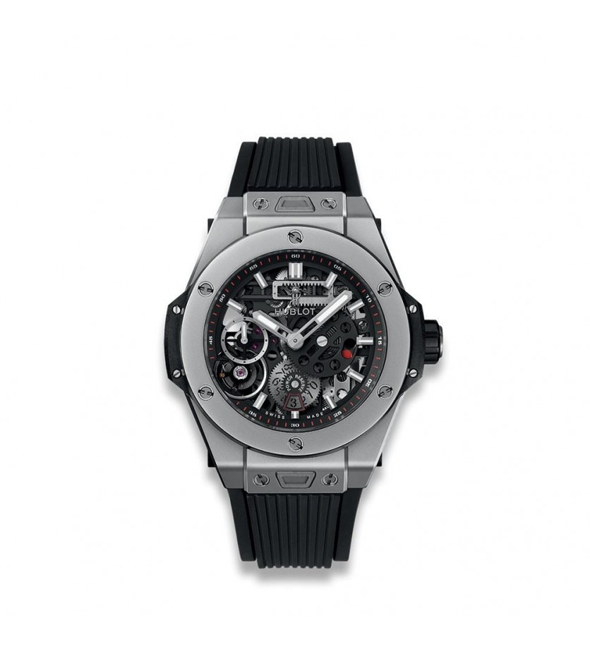 Montre HUBLOT Big Bang Meca-10 Titanium 45 mm