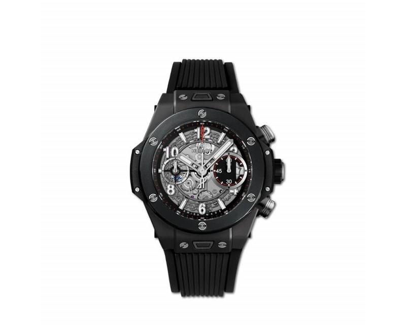 Montre HUBLOT Big Bang Unico Black Magic 42 mm