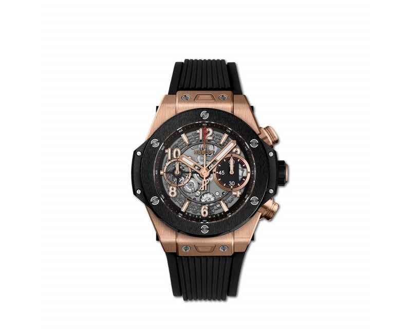 Montre HUBLOT Big Bang Unico King Gold Ceramic 42 mm