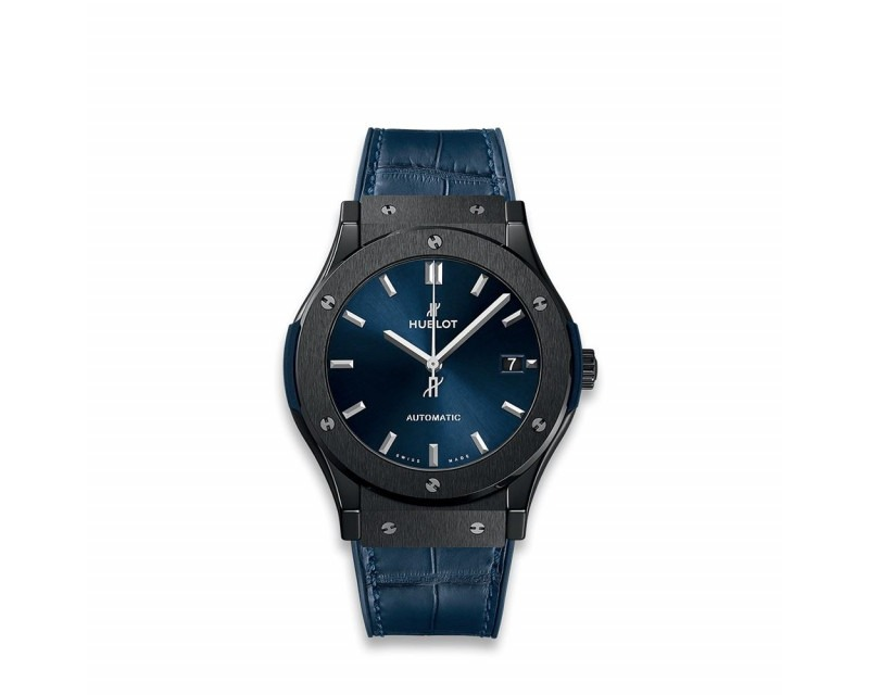 Montre HUBLOT Classic Fusion Ceramic Blue 45 mm