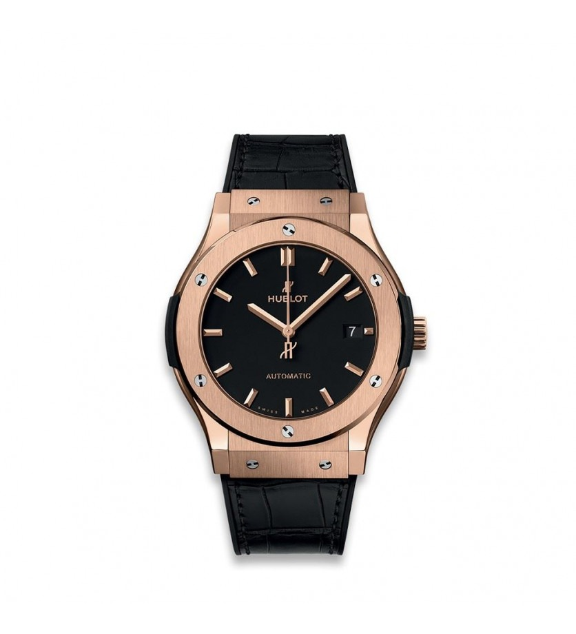 Montre Classic Fusion King Gold 45 mm