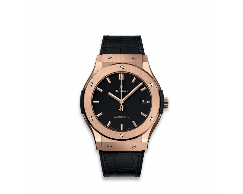 Montre HUBLOT Classic Fusion King Gold 45 mm