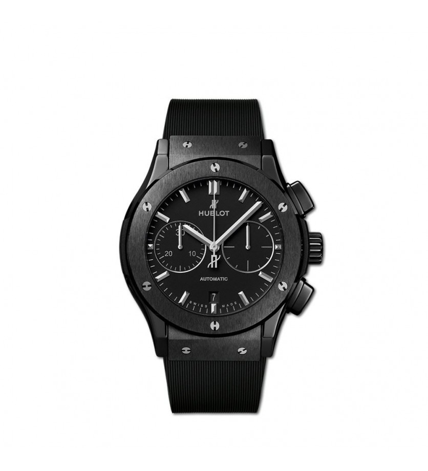 Montre HUBLOT Classic Fusion Chronograph Black 45 mm