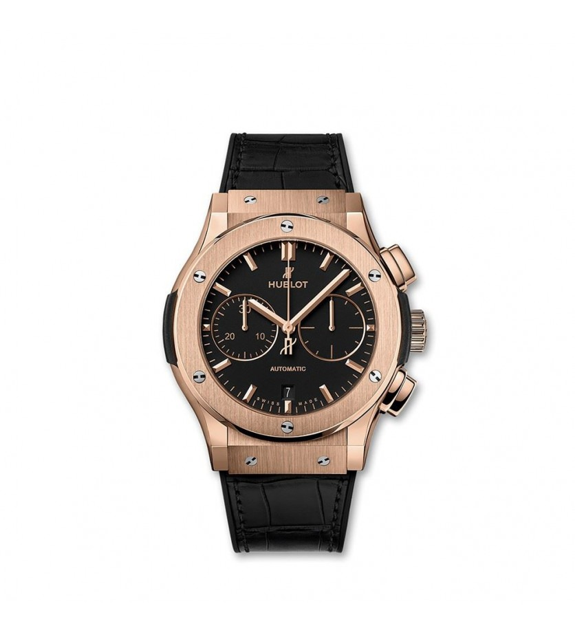 Montre HUBLOT Classic Fusion Chronograph King Gold 45 mm