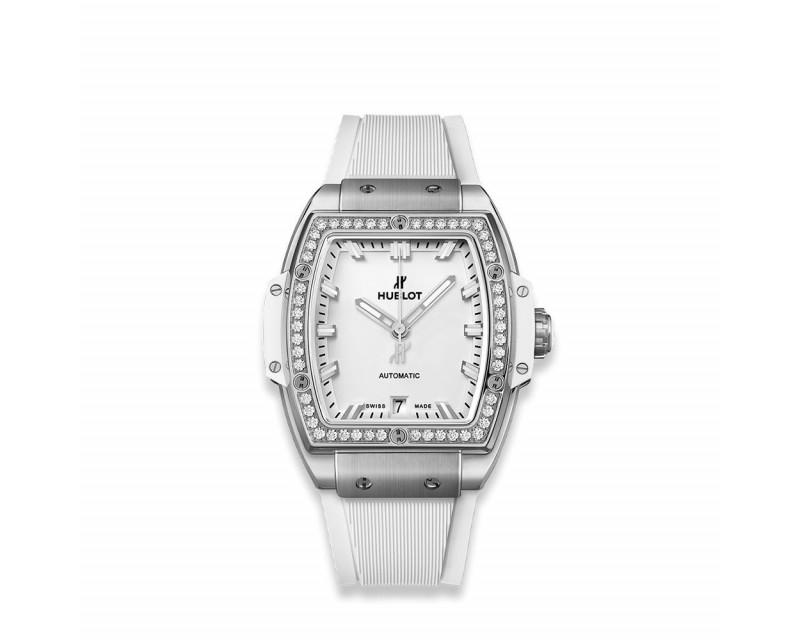 Montre HUBLOT Spirit of Big Bang Titanium White Diamonds 39 mm