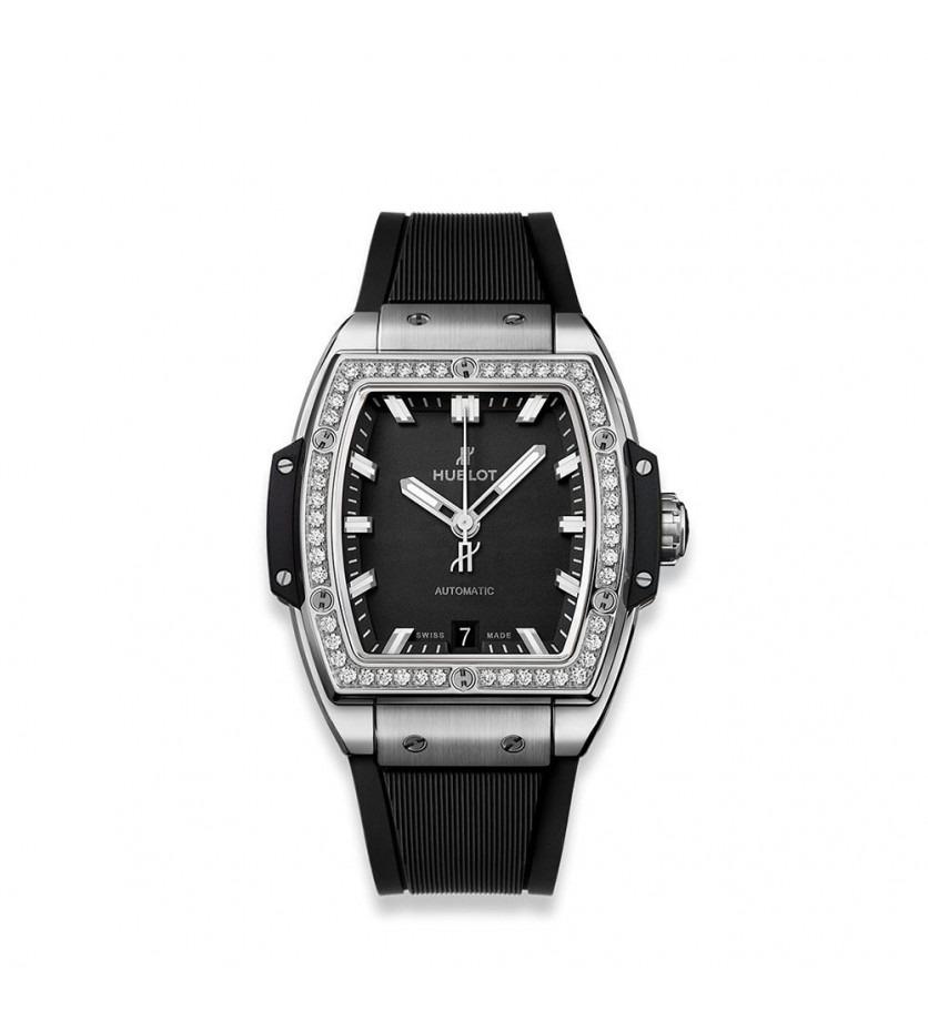 Montre Spirit of Big Bang Titanium Diamonds 39 mm