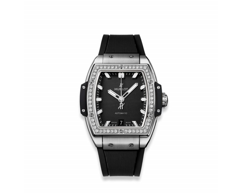 Montre HUBLOT Spirit of Big Bang Titanium Diamonds 39 mm