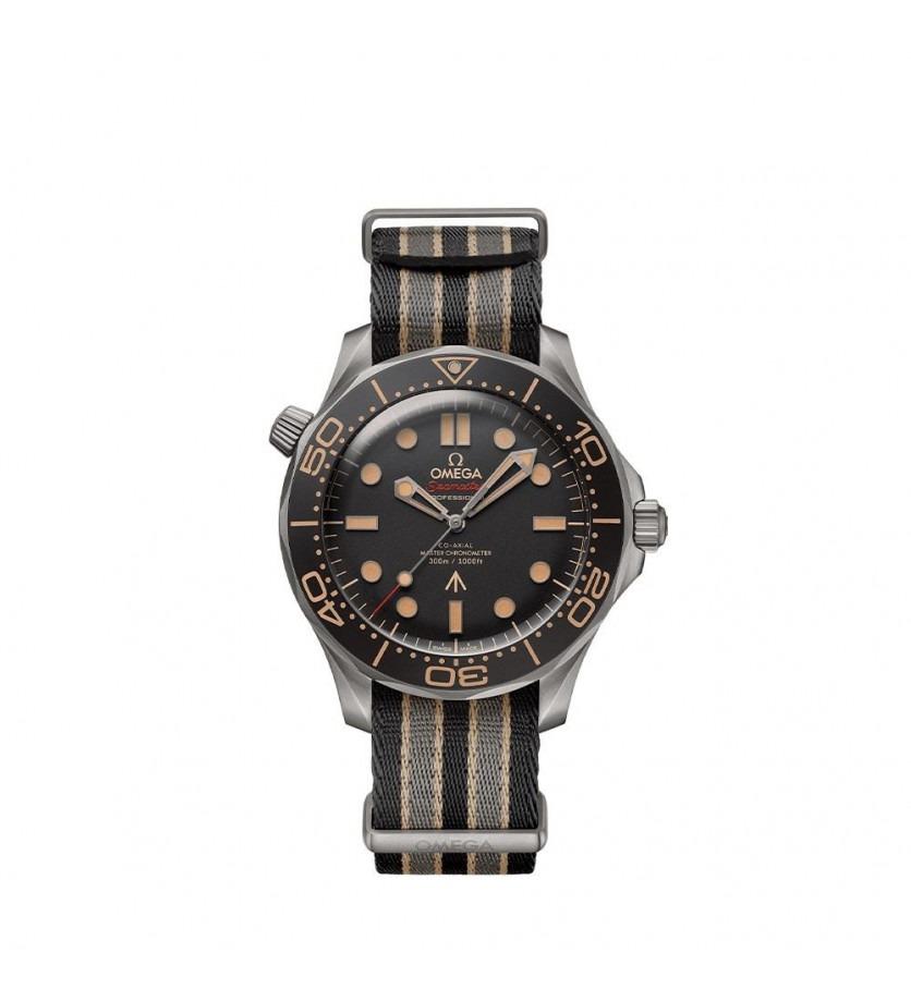Montre OMEGA Seamaster Diver 42 mm Edition 007