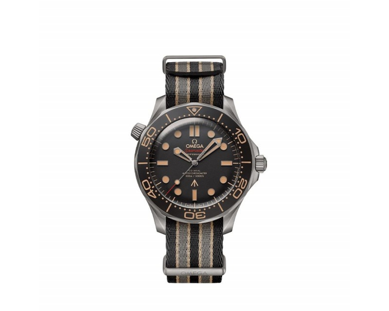 Montre OMEGA Seamaster Diver 300M 42 mm - Edition 007