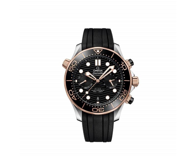 Montre OMEGA Seamaster Diver Chronographe 44 mm