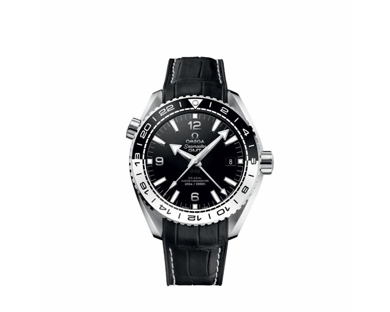 Montre OMEGA Seamaster Planet Ocean 600M GMT 43,5 mm
