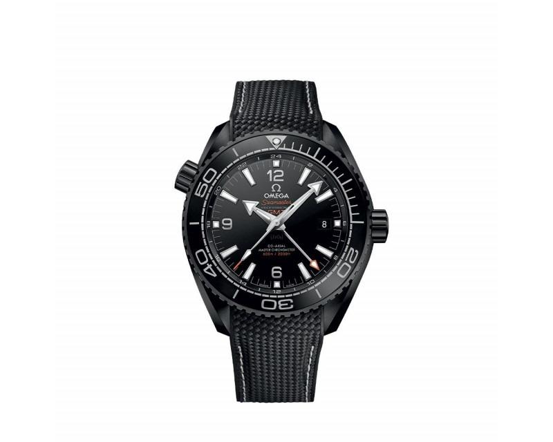Montre Seamaster Planet Ocean 600M Deep Black GMT 45,5 mm