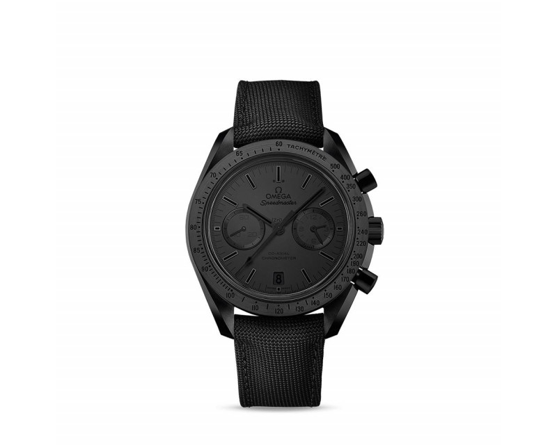Montre OMEGA Speedmaster Moonwatch Black Black 44,25 mm