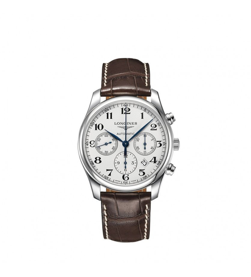 Montre Master Collection Chronographe Automatique Acier