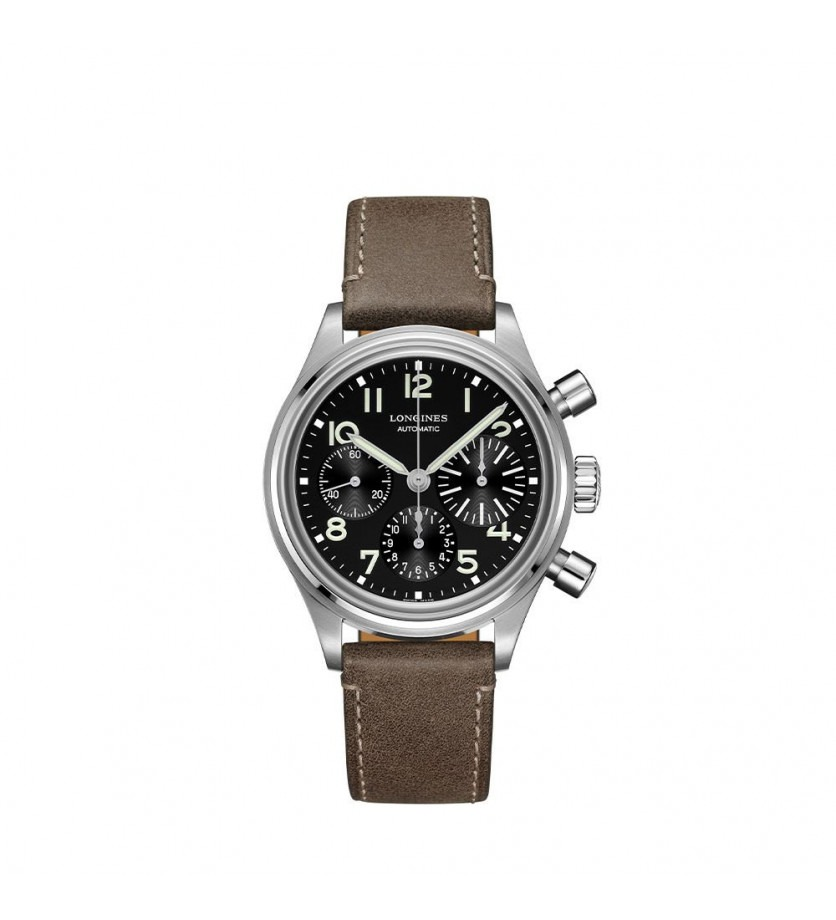 Montre LONGINES Heritage Aviation Big Eye chronographe