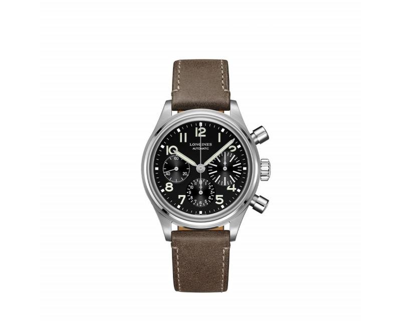 Montre LONGINES Heritage Aviation Big Eye chronographe