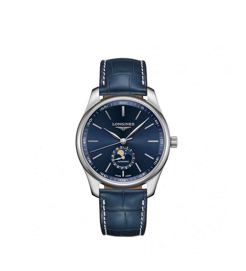 Montre LONGINES Master Collection 40mm phase de lune