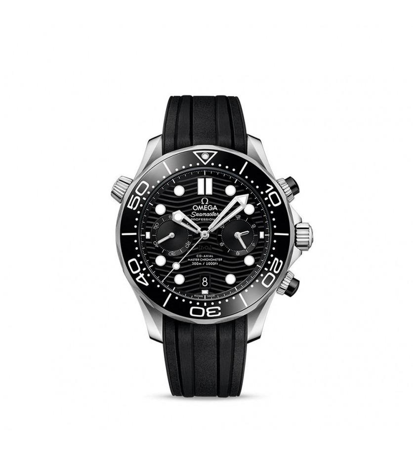 Montre Seamaster Diver 300m 44mm Chronographe Automatique Acier