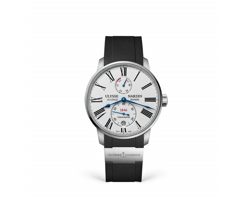 Montre ULYSSE NARDIN Marine Chronomètre