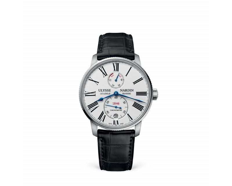 Montre ULYSSE NARDIN Marine Chronometer Torpilleur