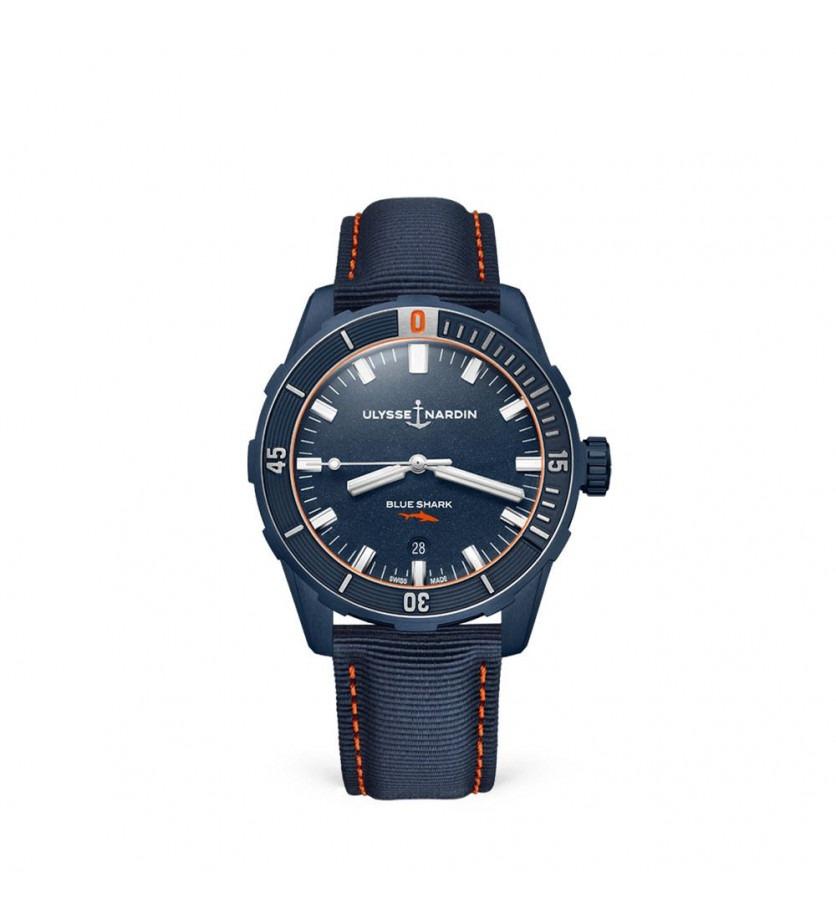 Montre ULYSSE NARDIN Marine Diver Blue Shark