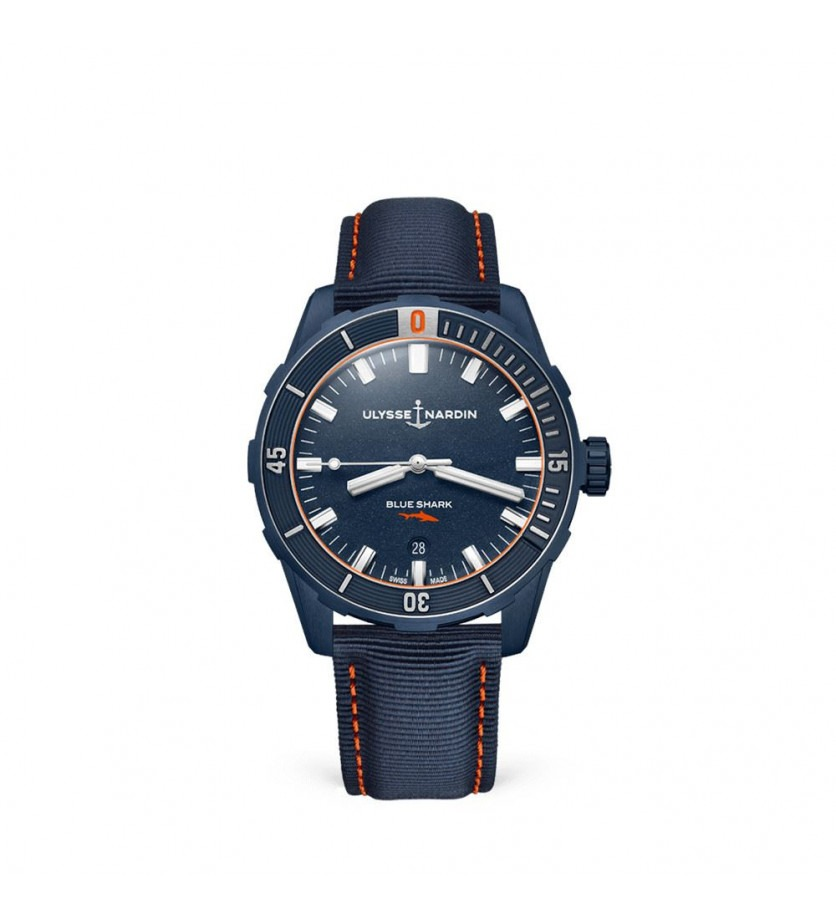 Montre  Marine Diver Blue Shark